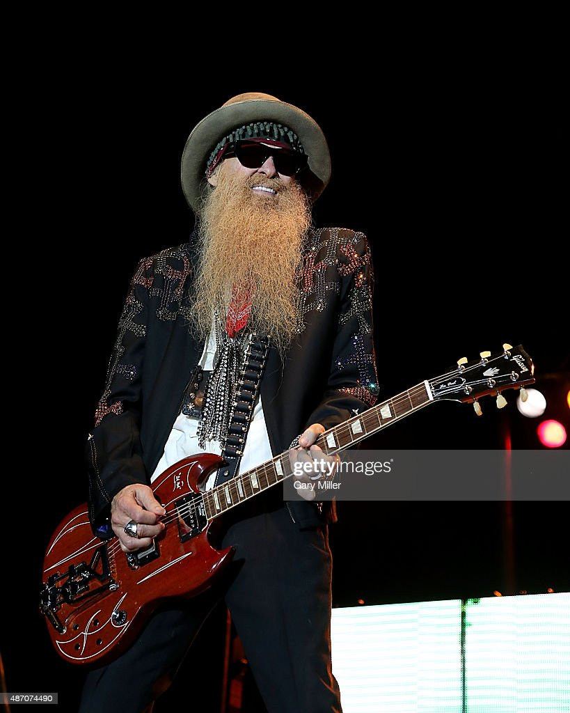 ZZ Top In Concert - La Grange, TX