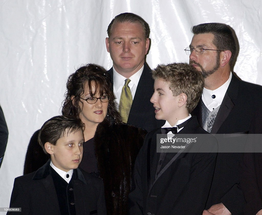 Billy Gilman During Wedding Of Liza Minnelli And David Gest At The Marble Collegiate Church In
