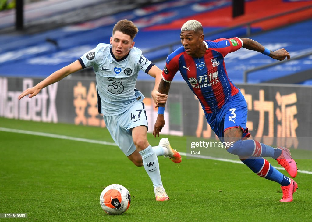 Crystal Palace v Chelsea FC - Premier League : News Photo
