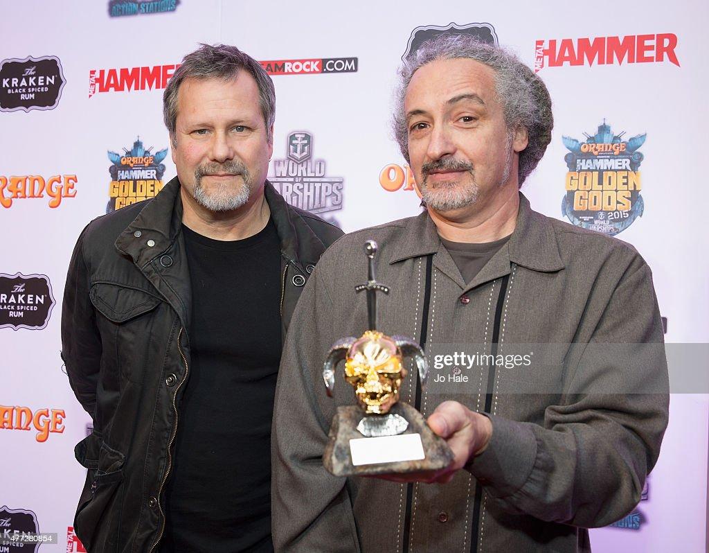 Metal Hammer Golden Gods Awards 2015 : News Photo