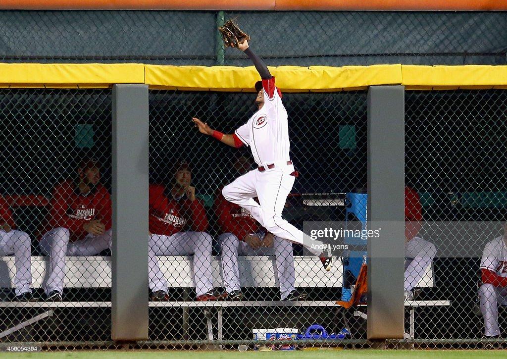 Milwaukee Brewers v Cincinnati Reds : News Photo