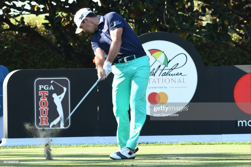 GOLF: MAR 18 PGA - Arnold Palmer Invitational - Third Round : News Photo