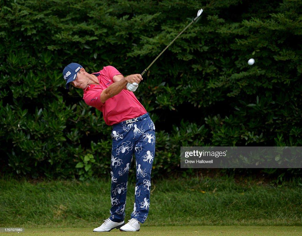 U.S. Open - Round Four : News Photo