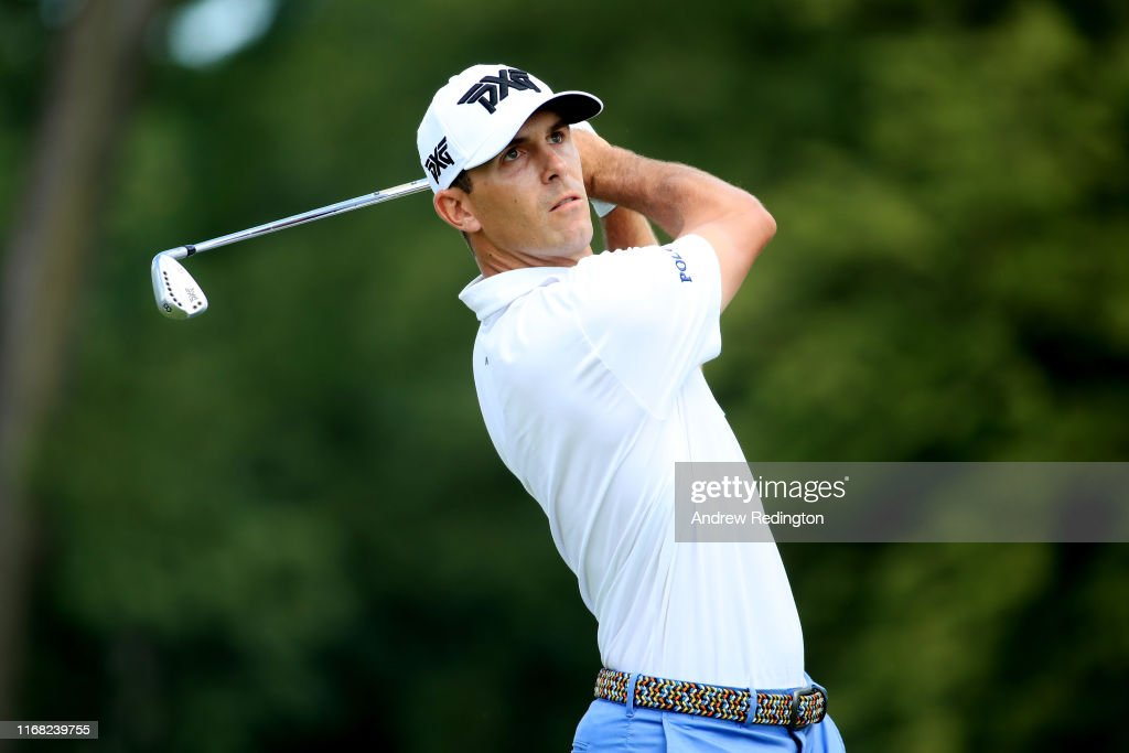 BMW Championship - Round One : News Photo