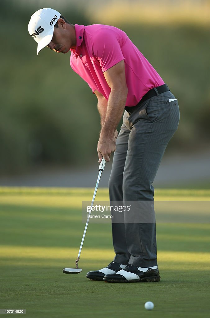 Shriners Hospitals For Children Open - Round One : News Photo