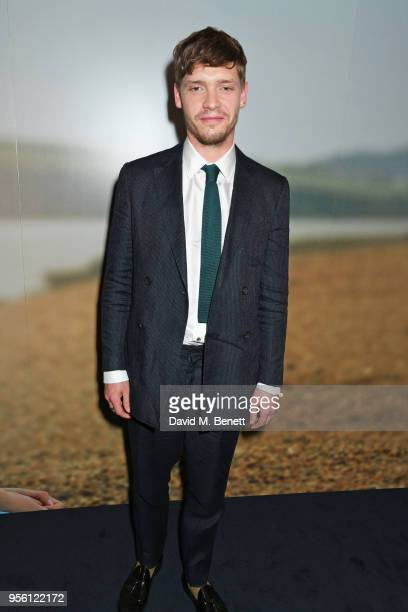 Billy Howle attends a special screening of On Chesil Beach at The Curzon Mayfair on May 8 2018 in London England