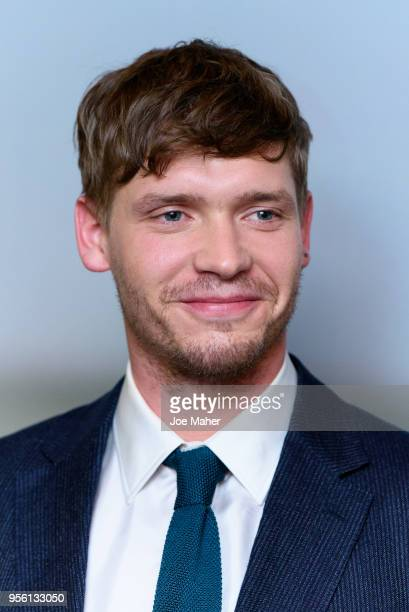 Billy Howle attends a special screening of 'On Chesil Beach' at The Curzon Mayfair on May 8 2018 in London England