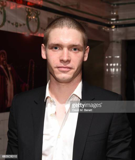 Billy Howle attends the press night after party for 'Life of Galileo' in The Cut Bar at The Young Vic on May 16 2017 in London England