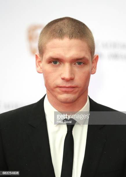 Billy Howle attends the Virgin TV BAFTA Television Awards at The Royal Festival Hall on May 14 2017 in London England