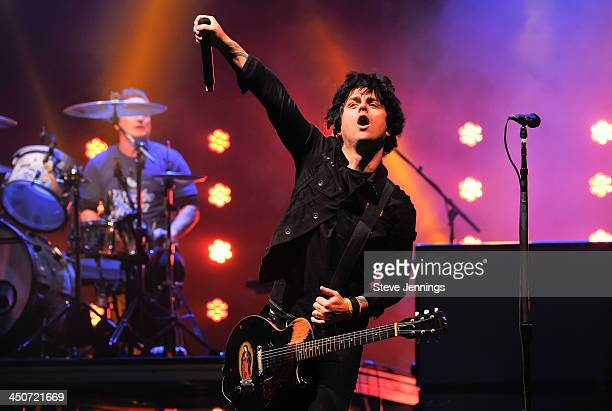 Billy Joe Armstrong of Green Day performs at The Concert For Kids 4th Annual Benefit for UCSF Benioff Children's Hospital and Children's Hospital...