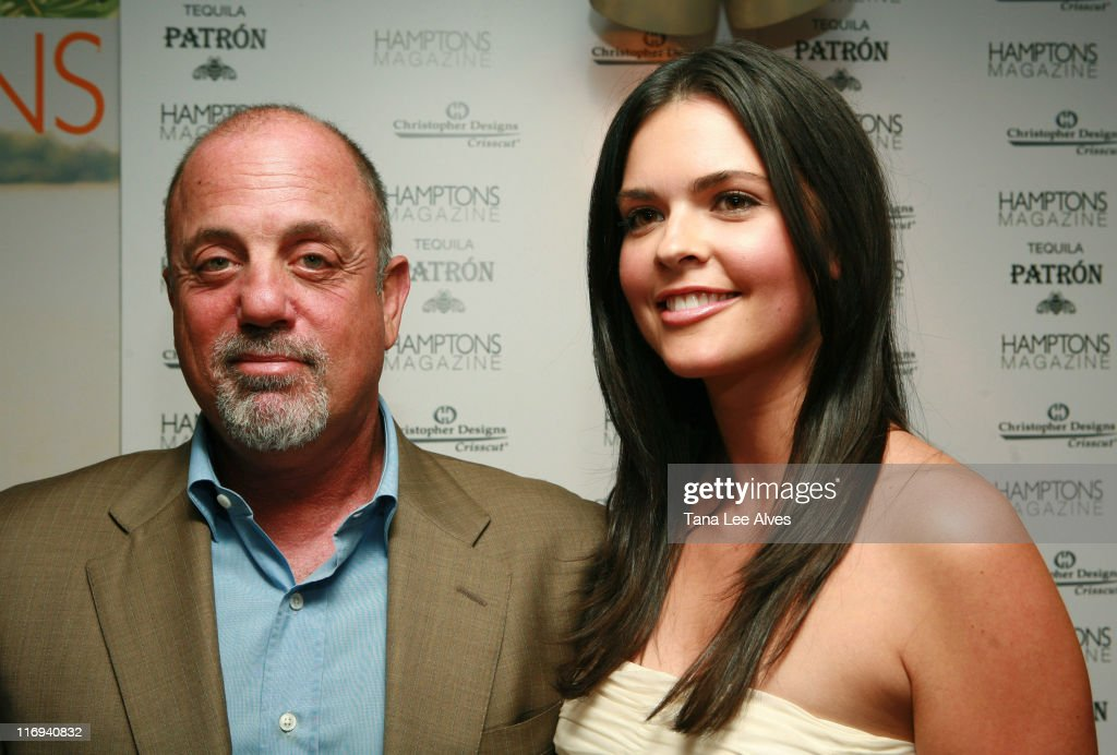 Hamptons Magazine and Christopher Designs Celebrate with Hamptons Cover Star Katie Lee Joel : News Photo