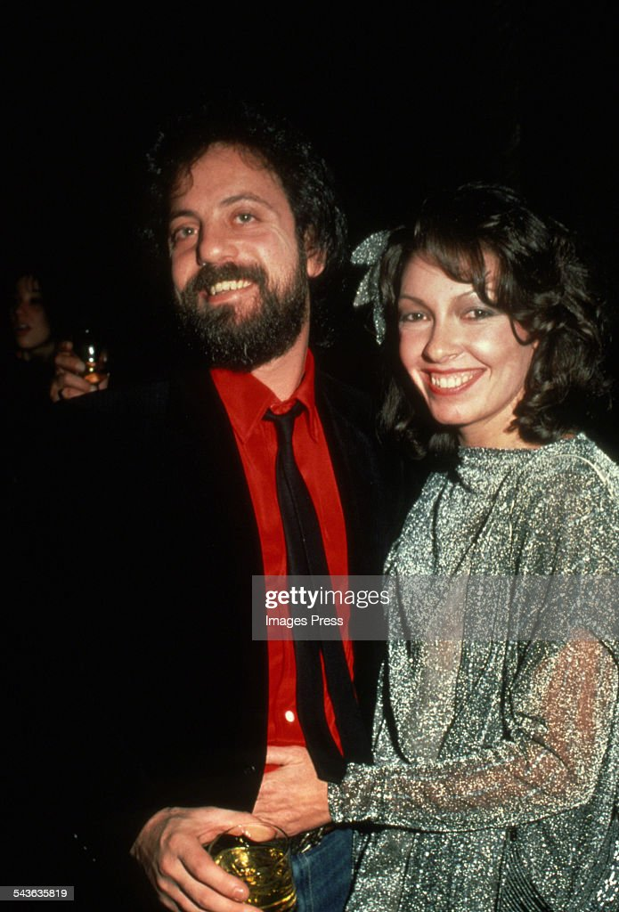 Billy Joel and first wife : News Photo