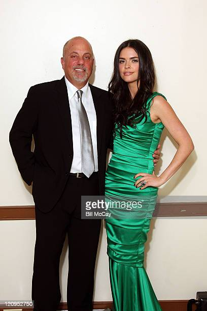 COVERAGE* Billy Joel and wife Katie Lee Joel backstage after Billy Joel performed live with the Philadelphia Orchestra on the Orchestra's 151st...