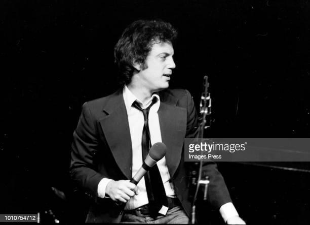 Billy Joel circa 1979 in New York City.