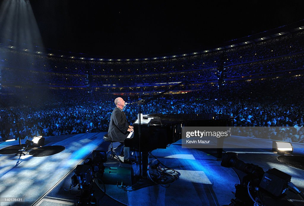 Billy Joel - File Photos - Kevin Mazur : News Photo