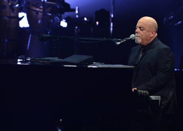 Billy Joel performs on stage at Hard Rock Live! in the Seminole Hard Rock Hotel & Casino on January 10, 2020 in Hollywood, Florida.