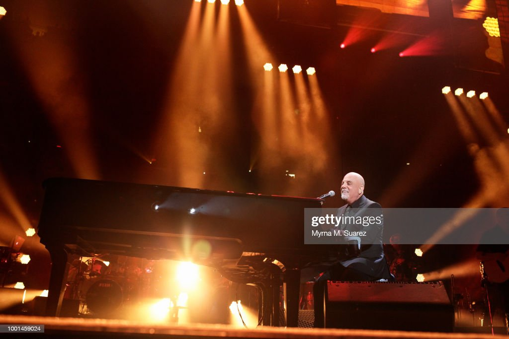 Billy Joel Performs 100th Lifetime Concert At Madison Square Garden