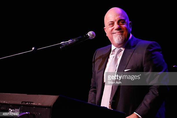 Billy Joel performs onstage at the ASCAP Centennial Awards at Waldorf Astoria Hotel on November 17, 2014 in New York City.