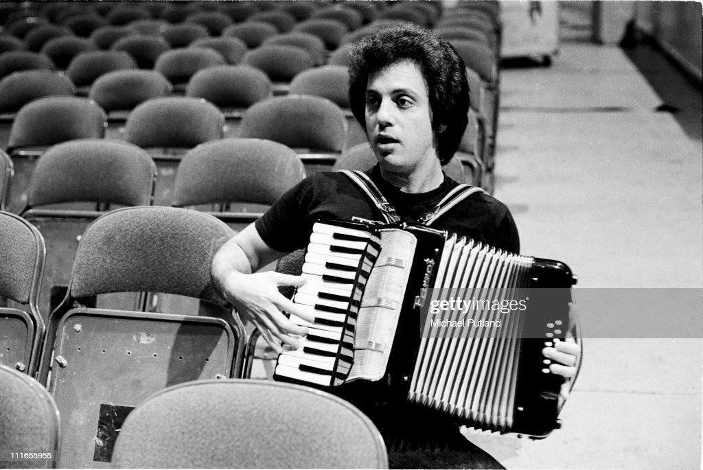 Billy Joel : News Photo