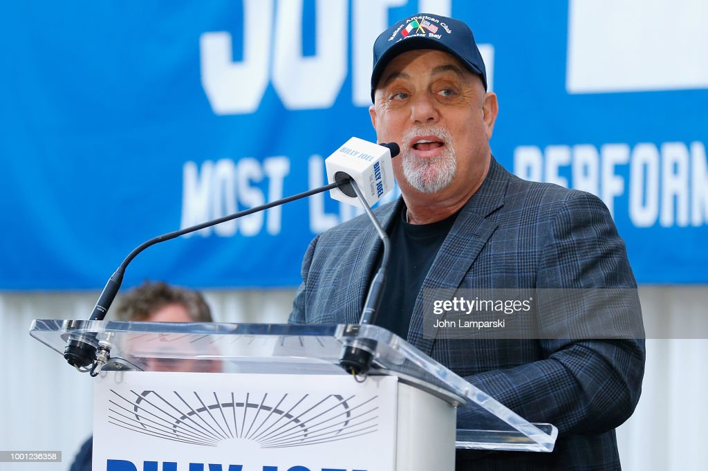 Madison Square Garden Celebrates Billy Joel's 100th Lifetime Show