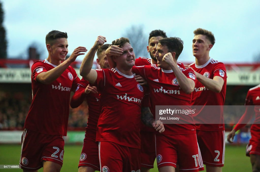 Accrington Stanley v Yeovil Town - Sky Bet League Two : News Photo