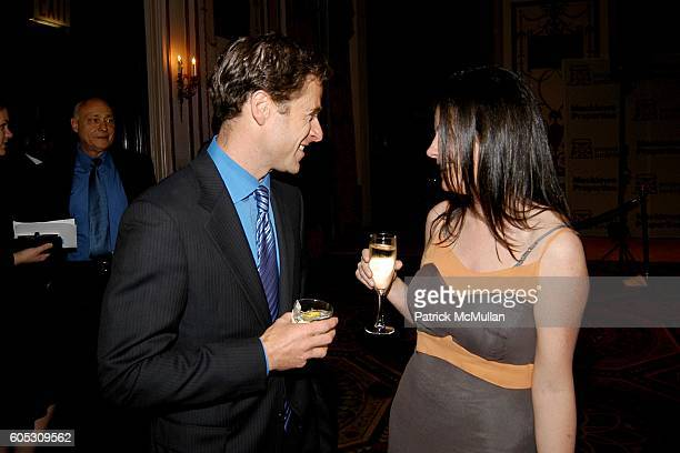 Billy Macklowe and Dahlia Loeb attend PROJECT SUNSHINE Spring Gala Dinner honoring Billy Macklowe at Waldorf Astoria on May 15 2006 in New York City