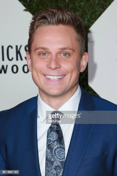 Billy Magnussen attends the Esquire's Annual Maverick's of Hollywood at Sunset Tower on February 20 2018 in Los Angeles California