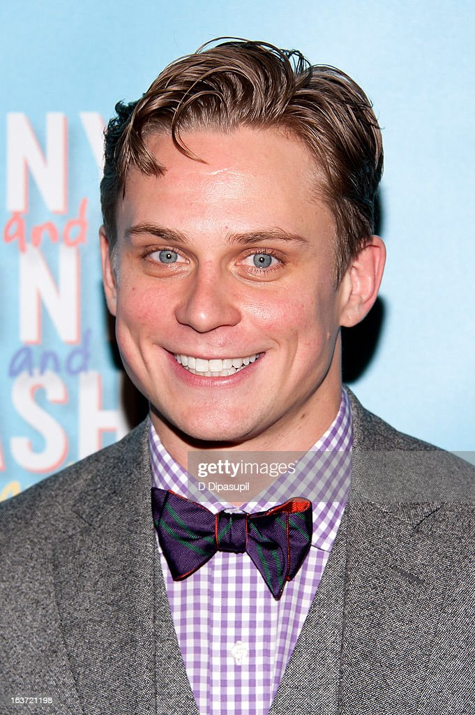 Billy Magnussen attends the 'Vanya And Sonia And Masha And Spike' Broadway Opening Night After Party at Gotham Hall on March 14, 2013 in New York City.