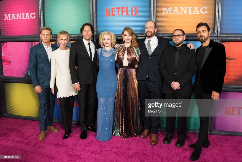 """Maniac"" Season 1 New York Premiere"
