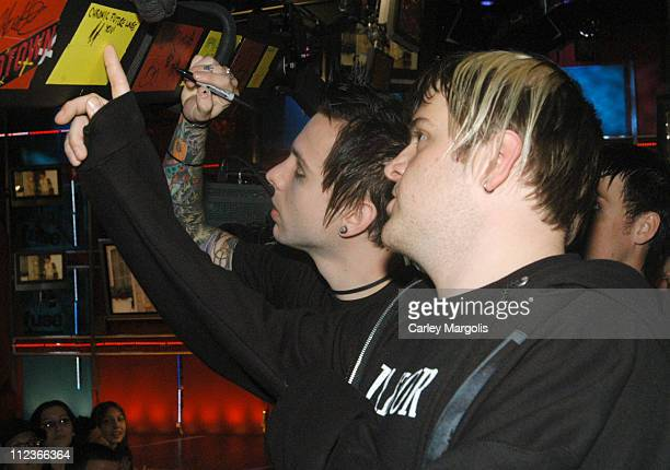 Billy Martin and Paul Thomas of Good Charlotte *Exclusive*