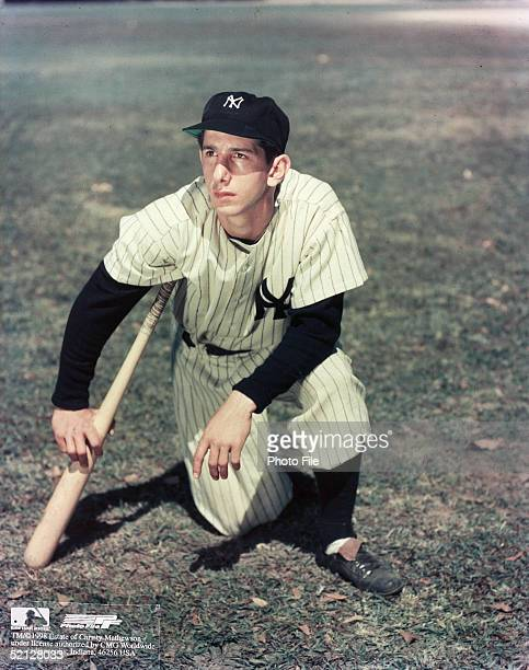 Billy Martin of the New York Yankees poses for a portrait circa 1950's Alfred Manuel Martin played as an infielder for Yankees from 195057
