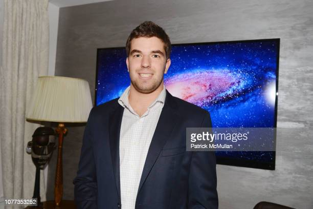 Billy McFarland attends Magnises and Emir Bahadir Host THE WHITE PARTY at Private Residence on March 2 2014 in New York City