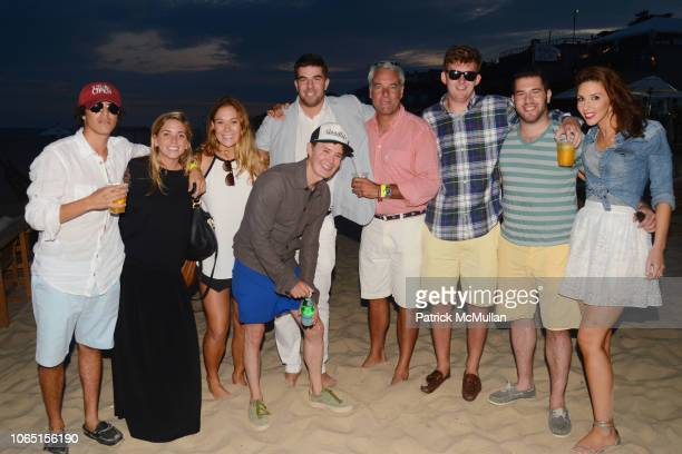 Billy McFarland with Guests attend Magnises Summer Bash at Gurney's Inn on July 26 2014 in Montauk NY
