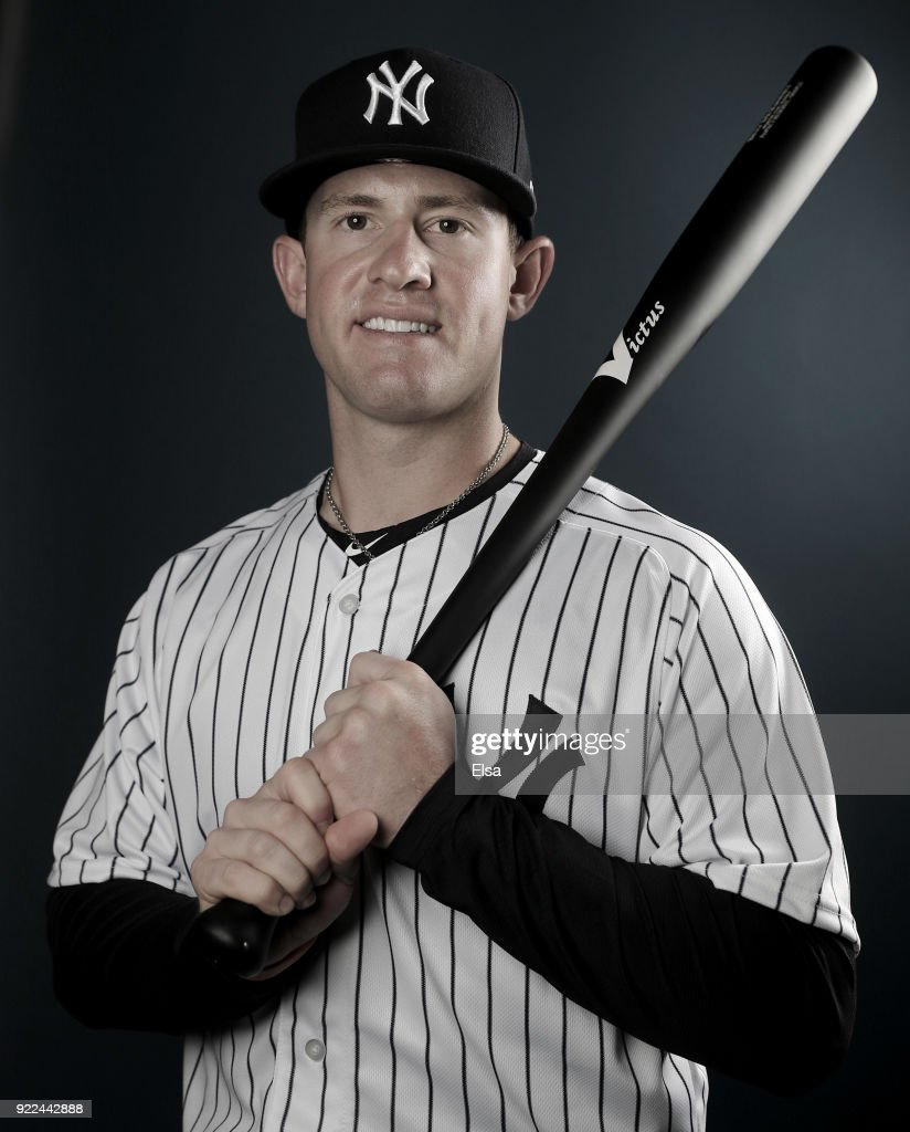 New York Yankees Photo Day : Photo d'actualité