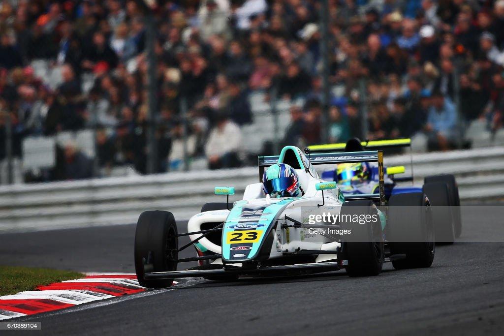 F4 British Championship : News Photo