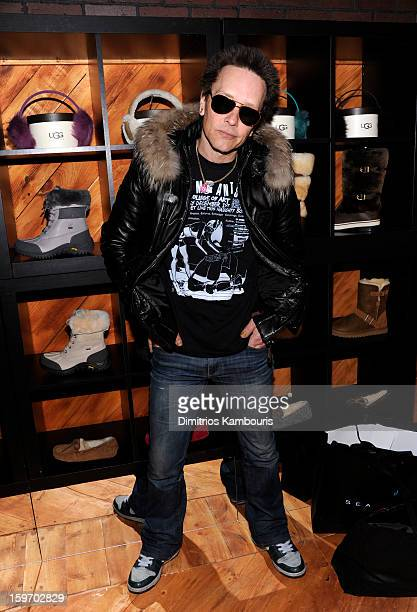Billy Morrison attends Day 1 of Village at The Lift 2013 on January 18 2013 in Park City Utah