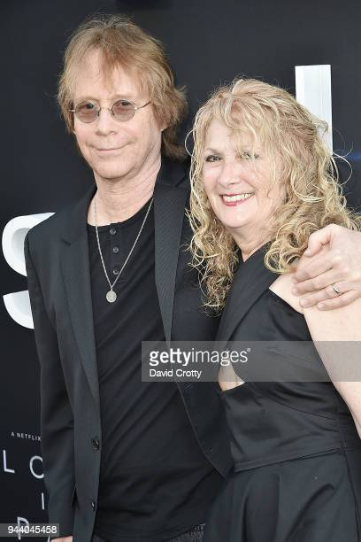 Billy Mumy and Eileen Mumy attend the 'Lost In Space' Season 1 Premiere at ArcLight Cinerama Dome on April 9 2018 in Hollywood California