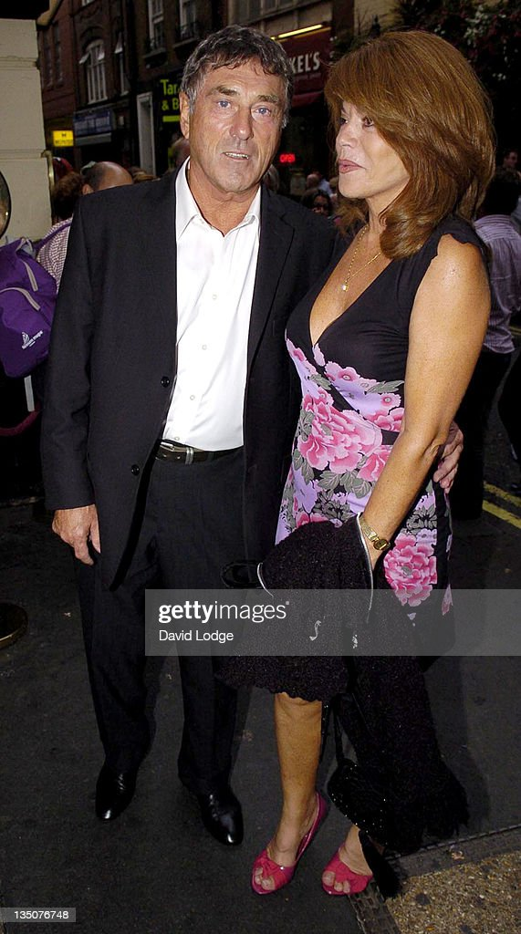 Billy Murray and Guest during 'Guys and Dolls' - Cast Change Press Night at Piccadilly Theatre in London, Great Britain.