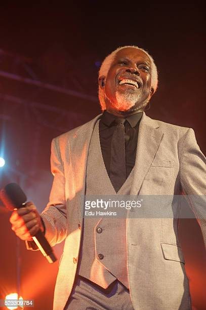Billy Ocean performs at O2 Academy Oxford on April 22 2016 in Oxford England
