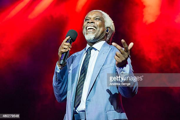 Billy Ocean performs on stage at O2 Academy Leeds on July 10 2015 in Leeds United Kingdom