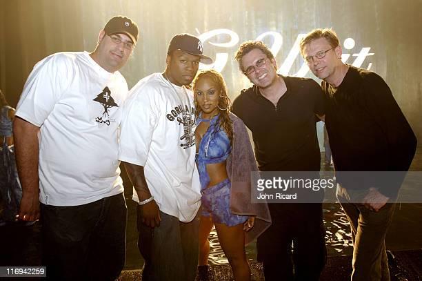 Billy Parks 50 Cent Olivia Randy Sosin and Grant Cihlar