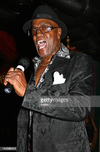 Billy Paul David Gest Promotional Evening for New Years All Star Soul Spectacular at ChinaWhite London 11th October 2006 15945