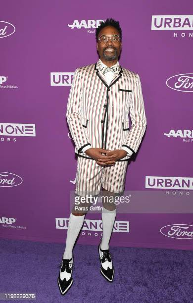 Billy Porter attends 2019 Urban One Honors at MGM National Harbor on December 05 2019 in Oxon Hill Maryland