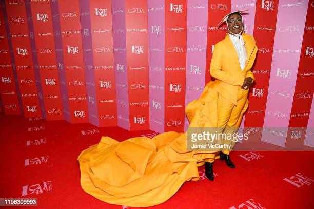 Billy Porter attends Love Ball III at Gotham Hall on June 25 2019 in New York City