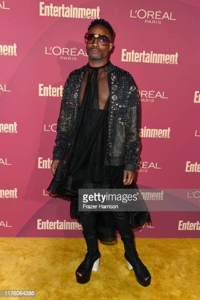 Billy Porter attends the 2019 Entertainment Weekly Pre-Emmy Party at Sunset Tower on September 20, 2019 in Los Angeles, California.