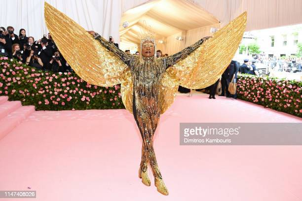 Billy Porter attends The 2019 Met Gala Celebrating Camp Notes on Fashion at Metropolitan Museum of Art on May 06 2019 in New York City