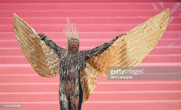 Billy Porter attends The 2019 Met Gala Celebrating Camp: Notes on Fashion at Metropolitan Museum of Art on May 06, 2019 in New York City.