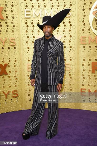 Billy Porter attends the 71st Emmy Awards at Microsoft Theater on September 22 2019 in Los Angeles California