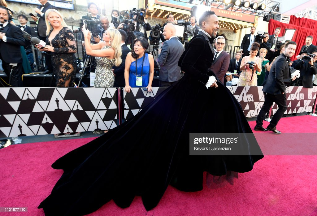 91st Annual Academy Awards - Red Carpet : News Photo