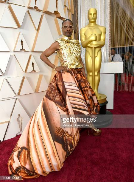 Billy Porter attends the 92nd Annual Academy Awards at Hollywood and Highland on February 09, 2020 in Hollywood, California.